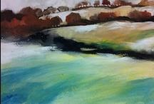 _landscapes painting