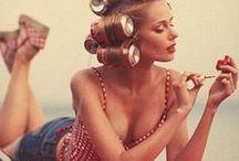 Beauty Makeup Hair Nails and DIY / by Pamperedlife