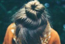 Hair / Vackert hårsvall / by Sara Andersson
