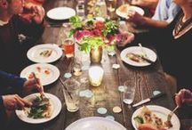 Dinner parties / by Sara Andersson