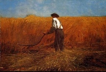 Winslow Homer 1836 ~ 1910 / American landscape painter and print-maker...