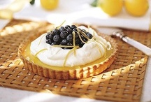 Tarts & tartlets / One of my predilections.