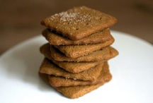Cookies / Sweet, savoury, in all shapes and sizes... My love for cookies has no end.