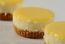 Cheesecakes / The sweet side of cheese.