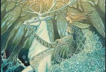 Illustration Inspiration / by Misty McKeithen