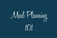 Meal Planning Ideas/Methods
