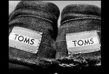 Toms Shoes / Buy one for one / by Leonie Beatrix