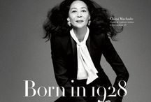 Inspiration: Portraits (Older Women) / Fantastic portraits of women in their 50's and above.
