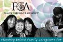 Caregiving, Health & Aging-related Facts, Stats & Infographics / by FamCaregiverAlliance
