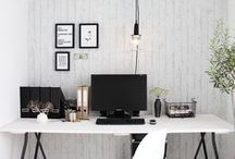 HOME OFFICE / by Caroline Andreghetto