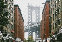 new york, new york //