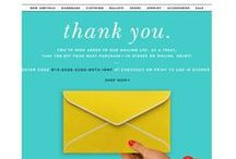 newsletters //