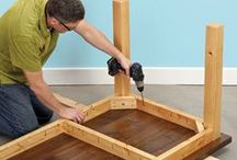 Woodworking Great Ideas / Some of the best ideas and projects using wood. :)