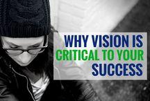 vision + goals