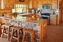Wood Kitchens / We love wood! So here is a little space to gather everything we love about wood in kitchens!