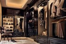 Wood Closets / Some great ideas for Wood Closets