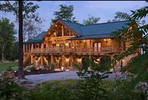 Wood Houses and Cabins / Some of the finest wood houses in the world!
