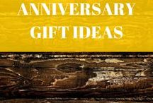 5th Anniversary Gift Ideas / The word for 5th anniversary is: WOOD!