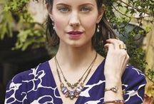 spring rain / Rooted in inspiration. The Spring Rain collection features soft crystal hues and pastel semi-precious stones set in a warm antique gold-tone finish. Light and airy designs make this the perfect collection for all things spring! Pair with Violet Eyes for a perfectly layered look! / by Sorrelli Jewelry