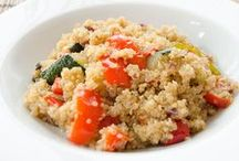 Legumes, cereals, grains