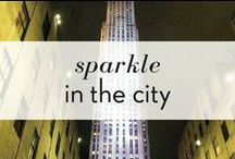 sparkle in the city / Follow the Sorrelli Girls at New York Fashion Week - Spring 2016, Spring 2014, & Spring 2013  #sorrellinyfw #sorrellisparkle #sorrelli #nyfw