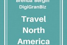Travel North America / USA and Canada travel tips and blogs