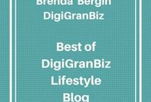 Best of DigiGranBiz Lifestyle Blog / My lifestyle blog