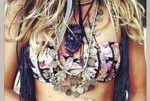 Bohemian Hippie Style / by Sol Spirit