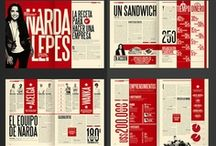Inspire: Editorial / Layouts, Magazines, Newspapers, Book Covers