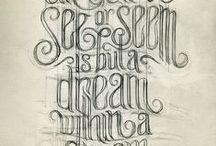 Inspire: Typography
