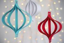 3D kerst / Alle decoraties die met kerst te maken hebben, maar geen kaarten. Gewoon leuk om te zien!