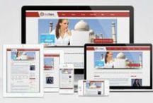 Website Design Gallery / For Web Design Portfolio please visit: http://www.screnter.com