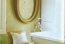 Bathrooms to love. / by Karen Moran