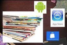 Lezen om te ontdekken / Apps, tijdschriften, leaflets, brochures … Inspiratiebronnen genoeg!