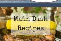 Main Dishes / We love hearty main dish recipes! Find some favorites for your family! Our recipes include gluten-free, candida-diet friendly, and always whole food focused. http://wholeintentions.com/recipes/main-dishes/