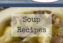 Soups / There's nothing like a warm, filling soup. Our recipes include gluten-free, candida-diet friendly, and always whole food focused. http://wholeintentions.com/recipes/soups/