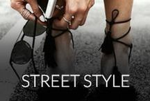 street style / dedicated to the looks we covet / by butter LONDON