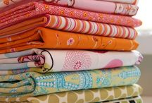 SEWING & fabric crafts / by Virginia Mott