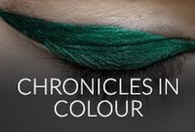 chronicles in colour / We believe playful is beautiful, and colour should captivate.