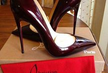 Shoe, Shoe SHINE!! / SHOES, SHOES & mo SHOES HUNTEE- a mandatory staple in a DIVA's life!!! / by Grandme're