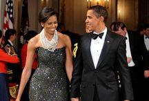 Mr. President & First Lady / by Grandme're