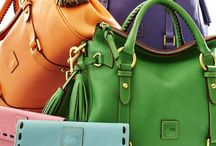 Handbags etc.. / A lady needs at least one or two expensive handbags!! / by Grandme're