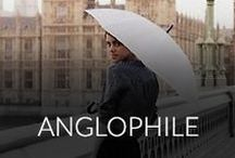 anglophile / Perpetually inspired by the streets of LONDON