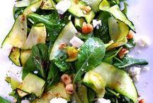 Salads / by Stephanie Hallas
