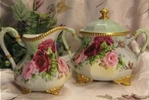 Antiques, Pottery, Glass / by Terry Jackson