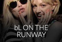 bL on the runway / butter LONDON hits fashion week