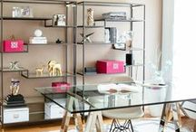 HOME OFFICE / Putting together ideas for the perfect home office space