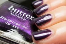 The Colour of Royalty / The color purple has been associated with royalty, power and wealth for centuries. We guess that explains why we love it so ;) / by butter LONDON