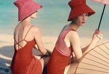 The vintage look / Celebrating our love of retro swimwear