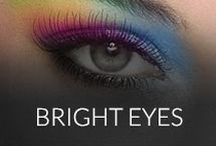 bright eyes / Our favorite tools to makeup our eyes, and our favorite looks to replicate!
